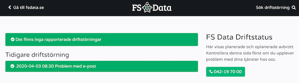 fs data drift