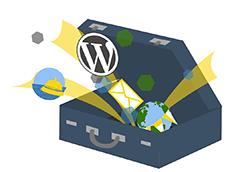 wordpress låda